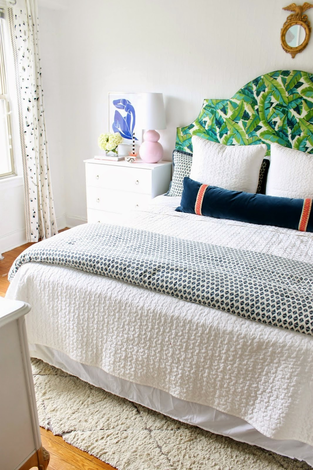 Take five at burlap and lace dimples and tangles for Burlap and lace bedroom