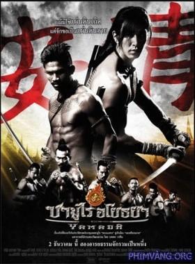 Võ Sỹ Đạo Thái - Yamada: The Samurai Of Ayothaya (2010)