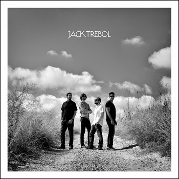 Jack Trebol LP debut 2014