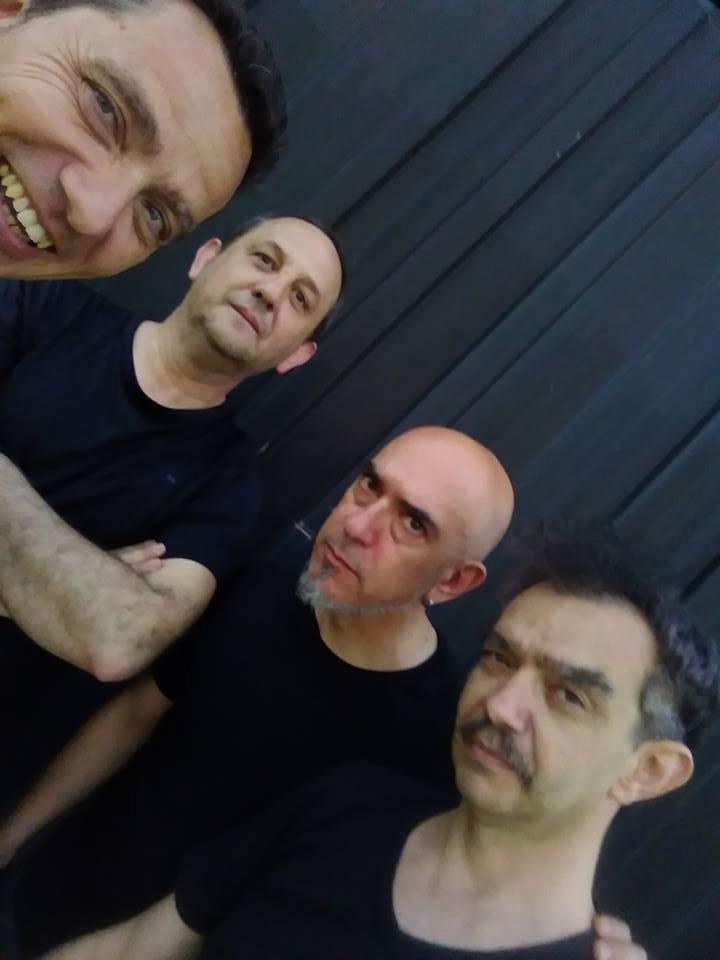CARMINA BURANA - Post punk & experimental rock (M.Fernandez, J.Pernias, J.Blasco, A.Blasco-Truna)