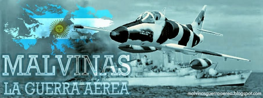 Malvinas Guerra Aérea