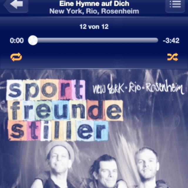"Sportfreunde Stiller ""New York, Rio, Rosenheim"""