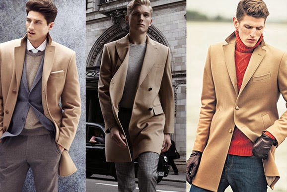 Mark & Spencer Reiss J Lindeberg Erkek Palto Modası