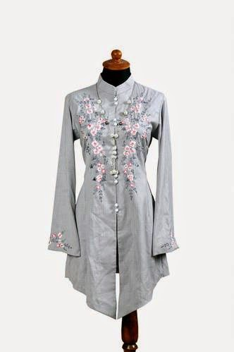 Baju atasan modern untuk pesta