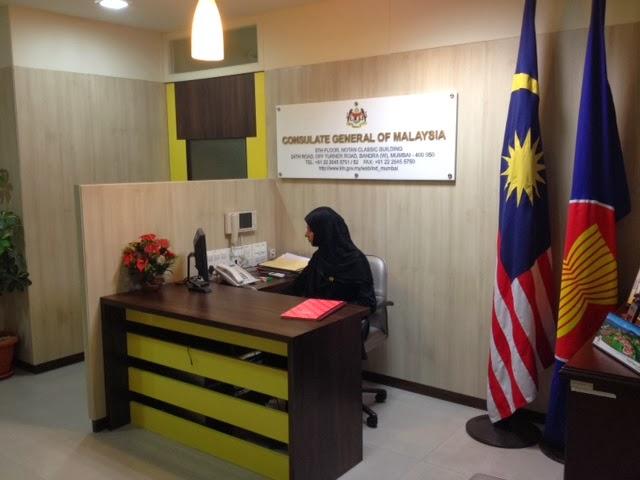 Consulate General Of Malaysia In Mumbai India New
