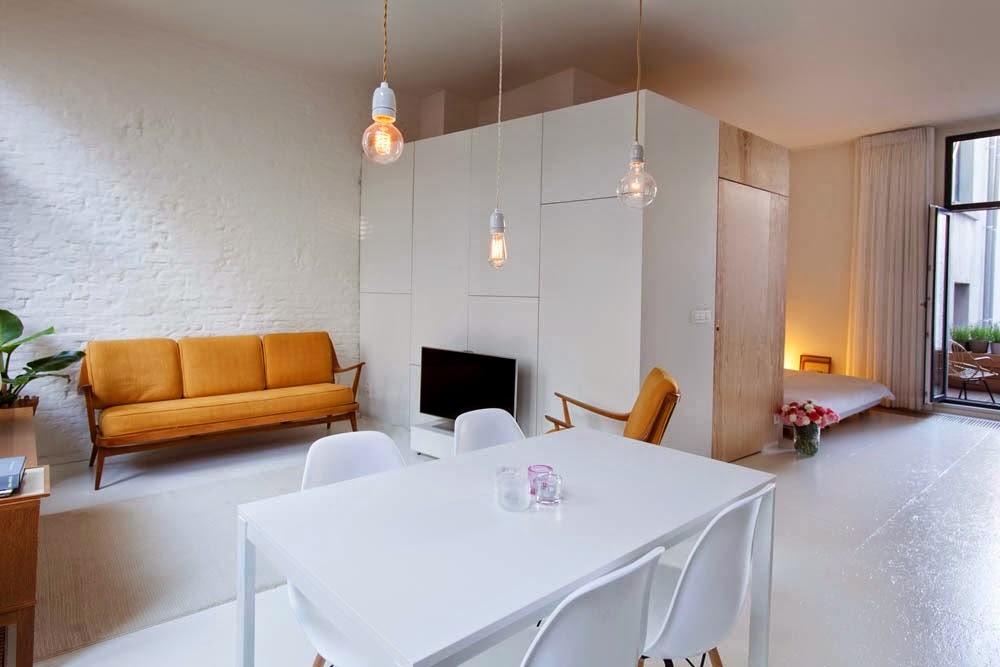 Blog meu rebuli o hist ria pequenos espa os for Loft de 40 metros cuadrados
