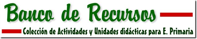 BANCO DE RECURSOS TODOS LOS CICLOS