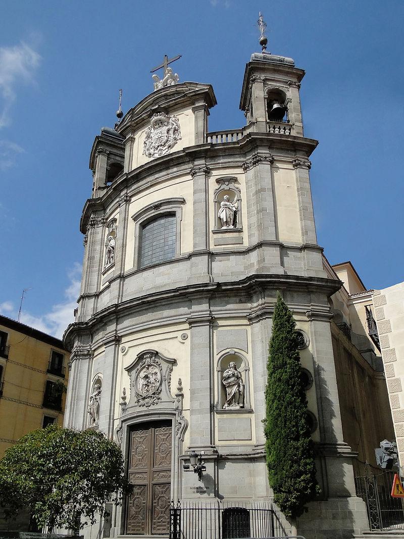 Basilica de San Miguel (1739-1745. Estilo barroco)