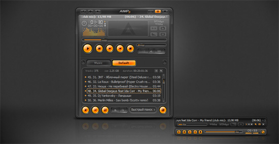 Aimp3 Free Audio Player