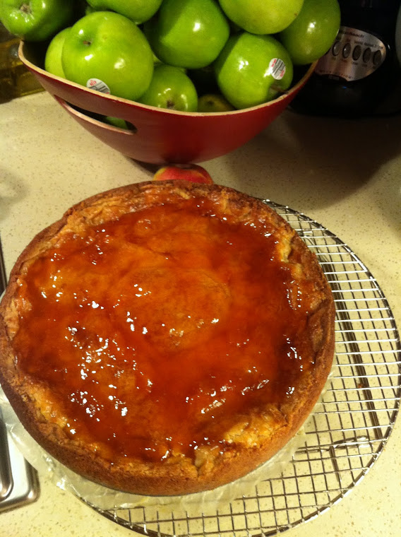 One of Eve's tasty Apple Pies