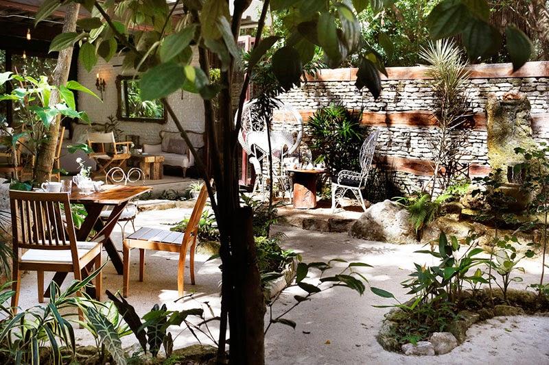 Hotel La semilla en México