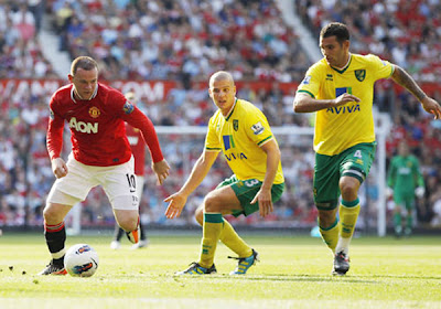 Manchester United 2 - 0 Norwich City (3)