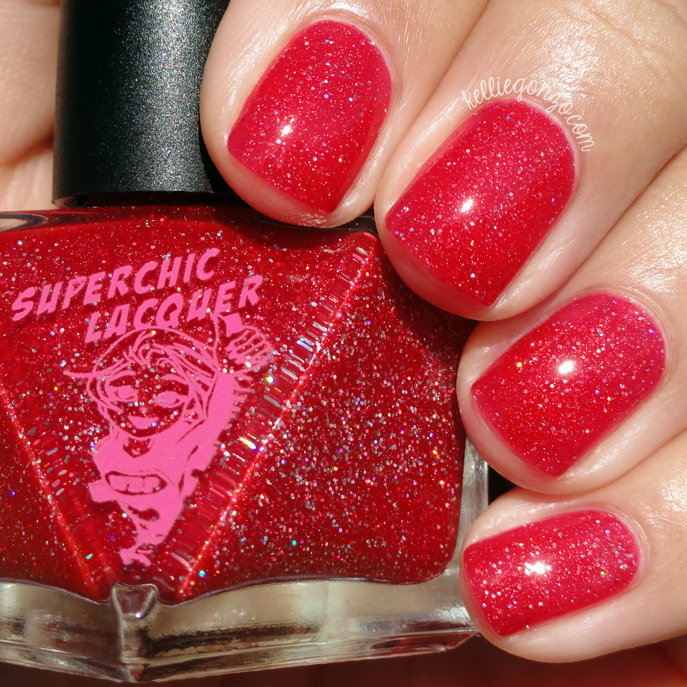 SuperChic Lacquer Ice Rageous