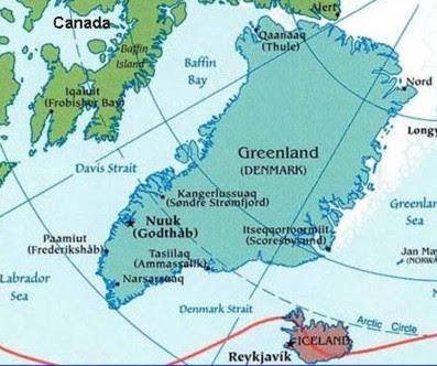 profil rejser grønland