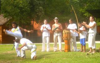 La Capoeira à Clapiers