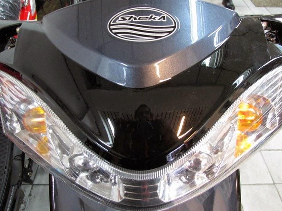 Moto Electrica Foco delantero