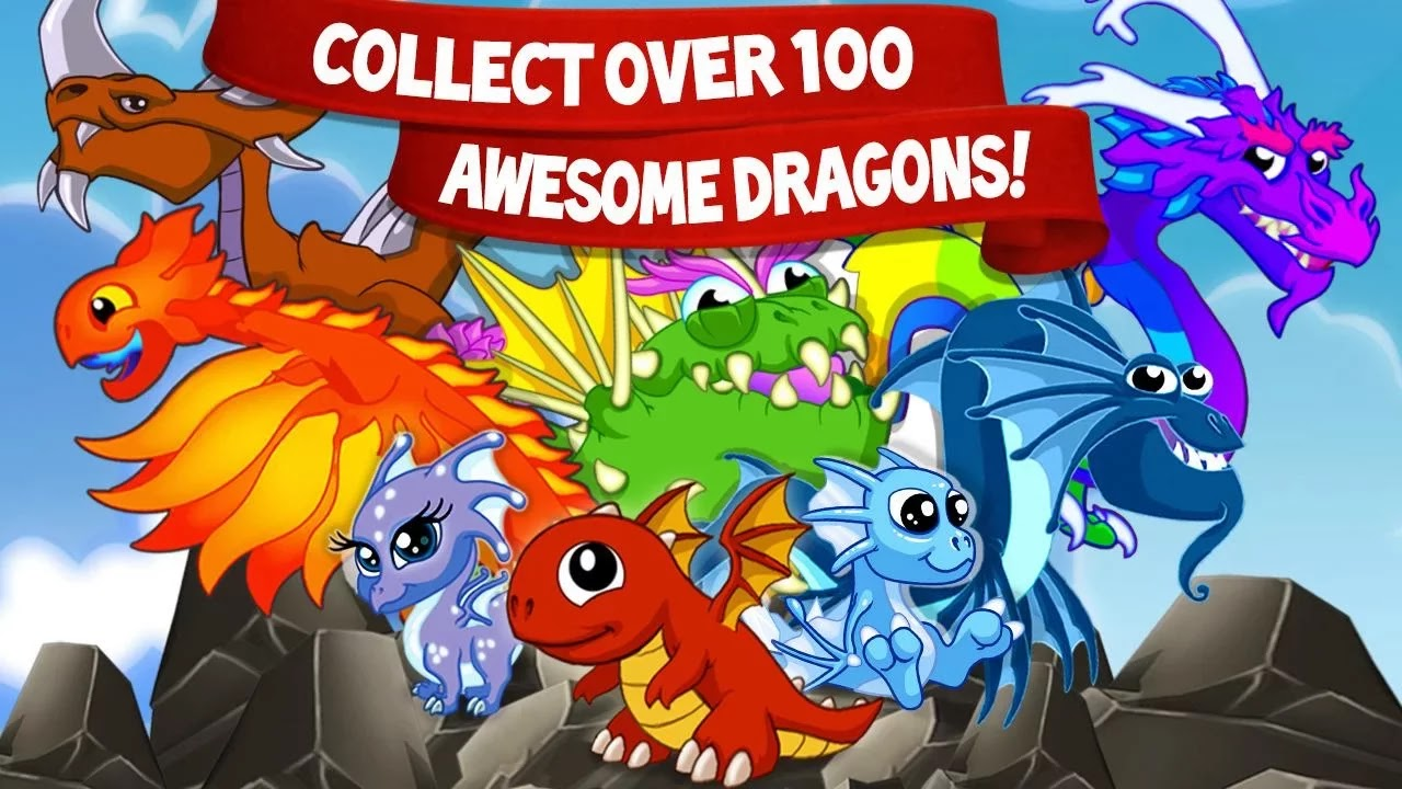 Screenshot DragonVale