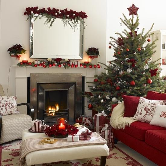 El mundo de cielo decoraci n navide a for El mundo decoracion