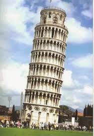 Пизанская башня - достопримечательности Италии
