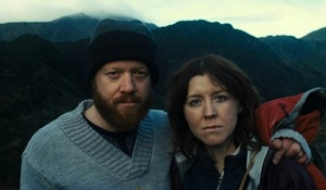 Sightseers Tina and Chris