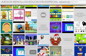 JUEGOS EDUCACIÓN ESPECIAL