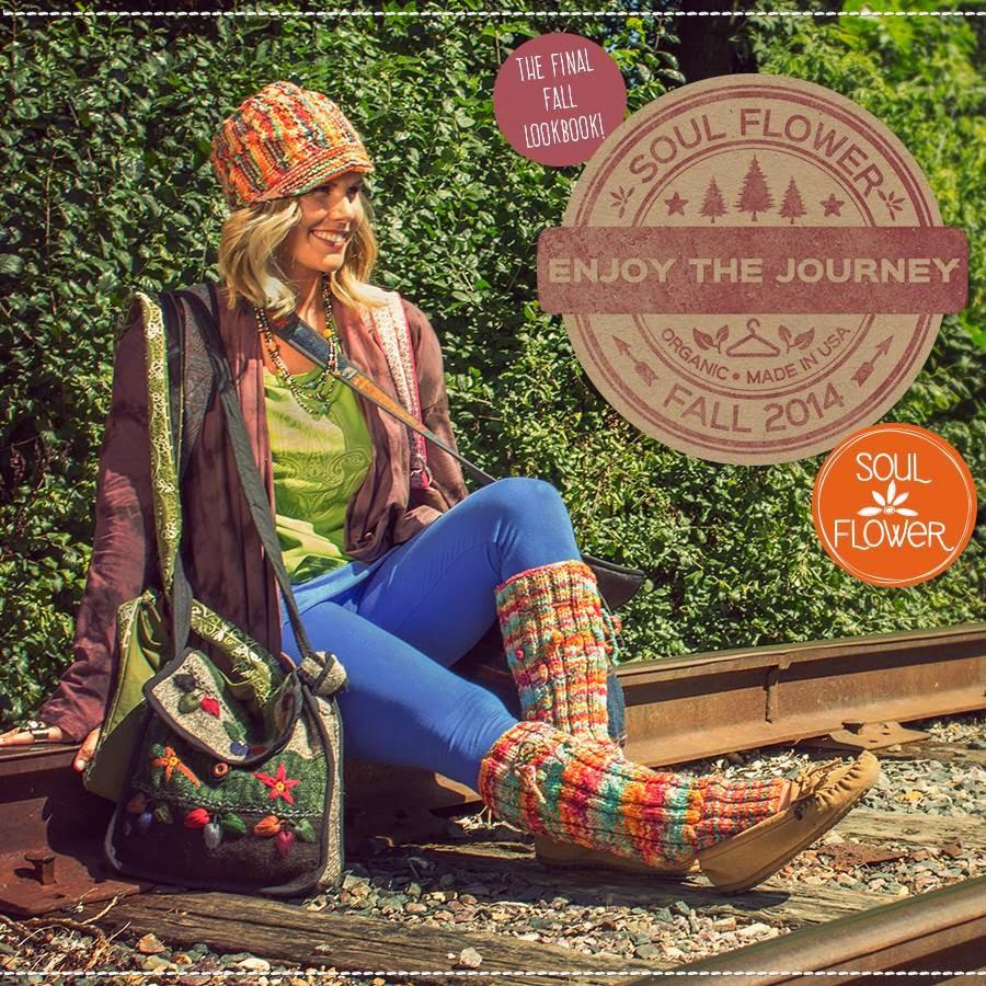 enjoy%2B%2Bthe%2Bjourney%2Blookbook - Enjoy the Journey: Soul Flower Fall 2014 Fashion