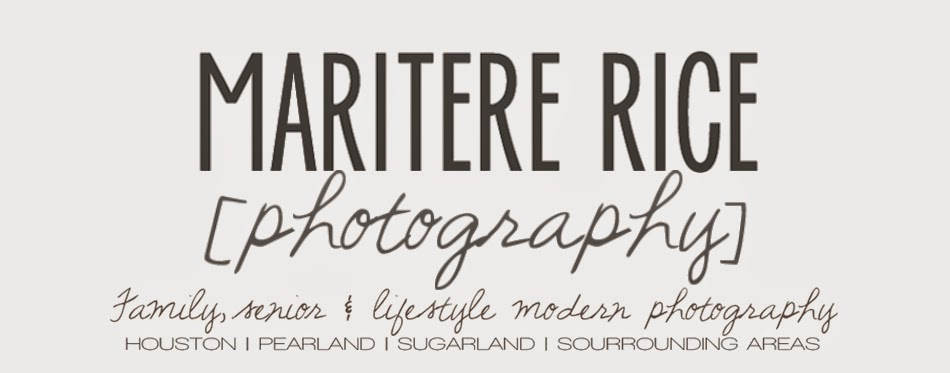 Maritere Rice Photography | Contemporary Family, Senior & Lifestyle Photographer | Houston, TX