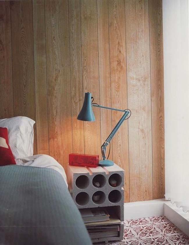 Reciclaje de Bloquetas, Muebles y Decoracion Reciclada