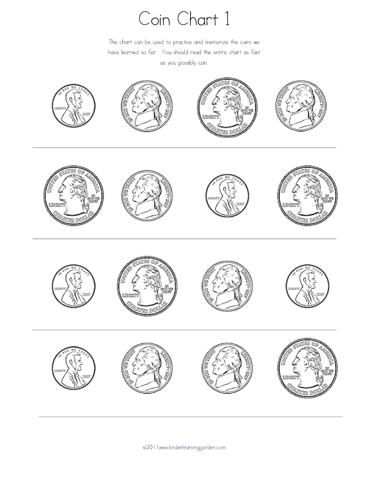 free coin coloring pages - photo#23