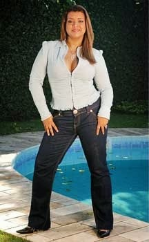 Tipo de calça jeans para pernas grossas
