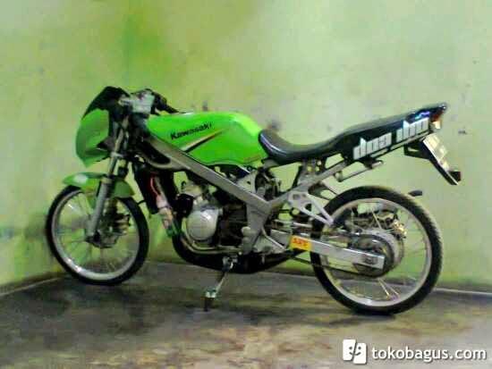 Motor Bekas Kawasaki Ninja R