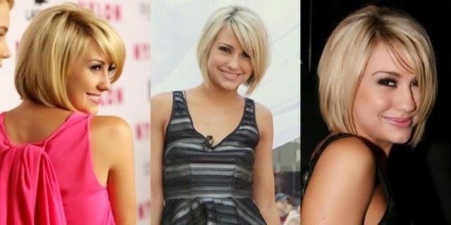 model rambut Chelsea Kane