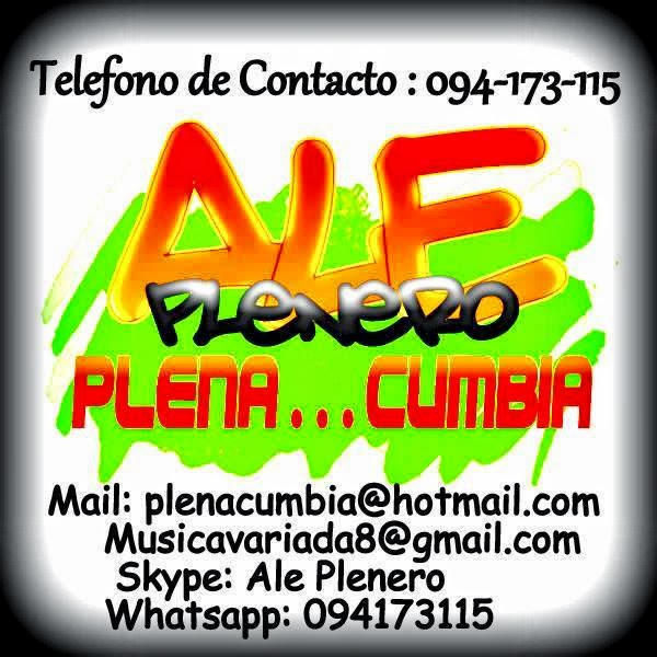Plenacumbia (Ale Plenero) 2014