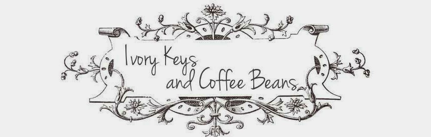 Ivory Keys & Coffee Beans