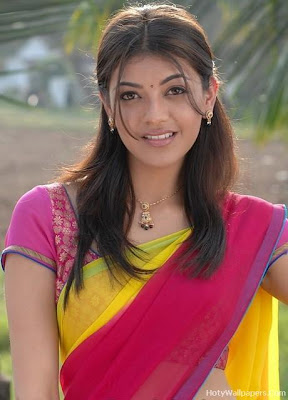 Kajal_Agrawal_beautiful_image_in_saree