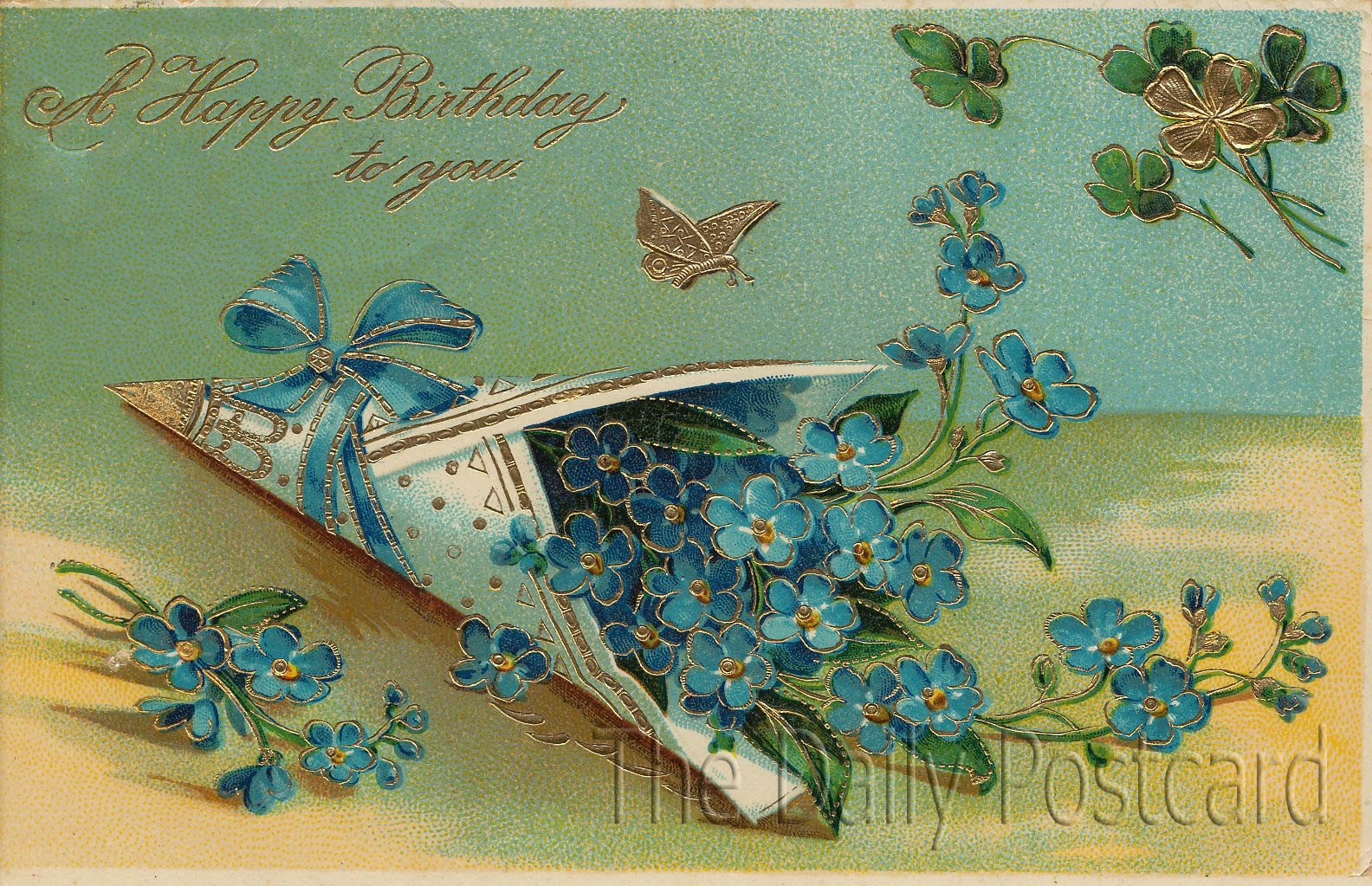 The Daily Postcard Happy Birthday Auntie Freeman – Native Birthday Cards