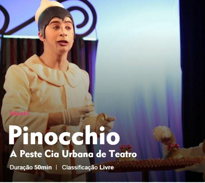 PINOCCHIO - CIRCUITO PAULISTA – SP
