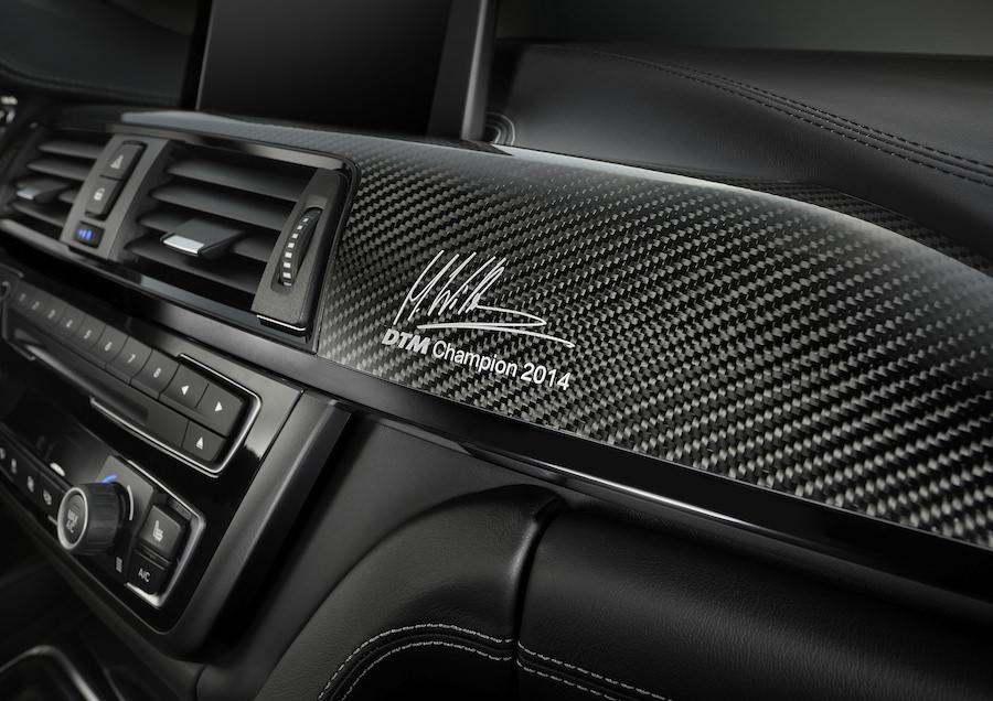 特別仕様の「BMW M4 DTMチャンピオン・エディション」世界限定23台のうち5台が日本で発売