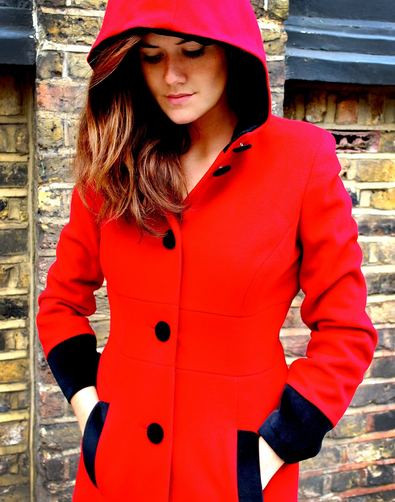 RED COAT on The Hunt