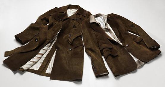 chaquetas Gucci colección 1921