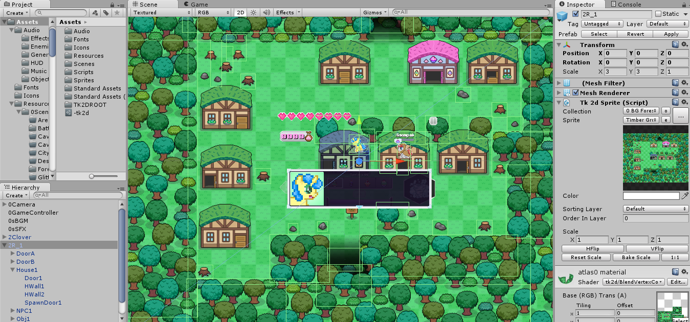 Yotes games unicorn quest making an rpg town scene from gimp to unicorn quest making an rpg town scene from gimp to unity with my world map gumiabroncs Images