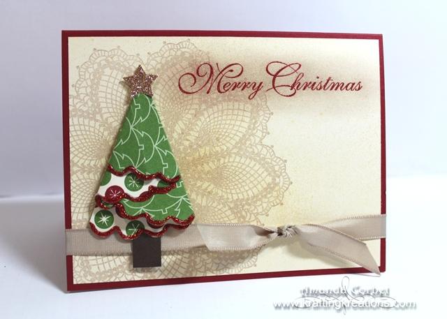 Christmas Doily