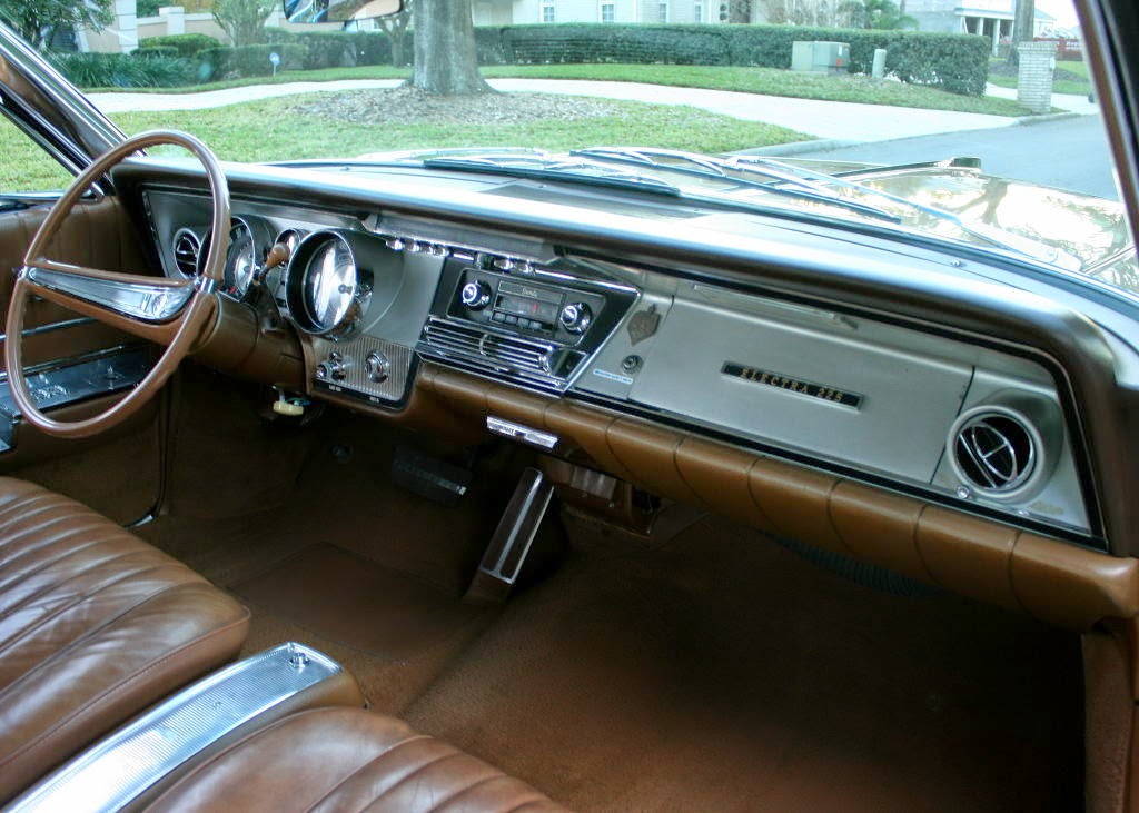 All American Classic Cars 1963 Buick Electra 225 4 Door