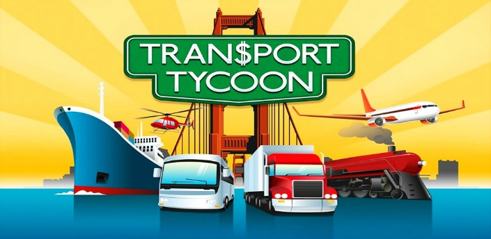 Transport Tycoon Android Tren Uçak Gemi Taşımacılık Kargo Simülasyon Oyunu APK İndir - androidliyim.com