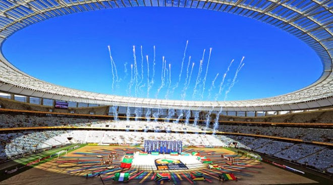Photos of FIFA Opening Ceremony - 4