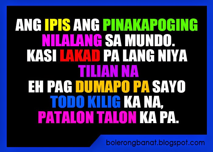 patama quotes para sa mga mayayabang english - photo #33