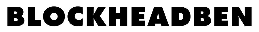 BLOCKHEAD BEN