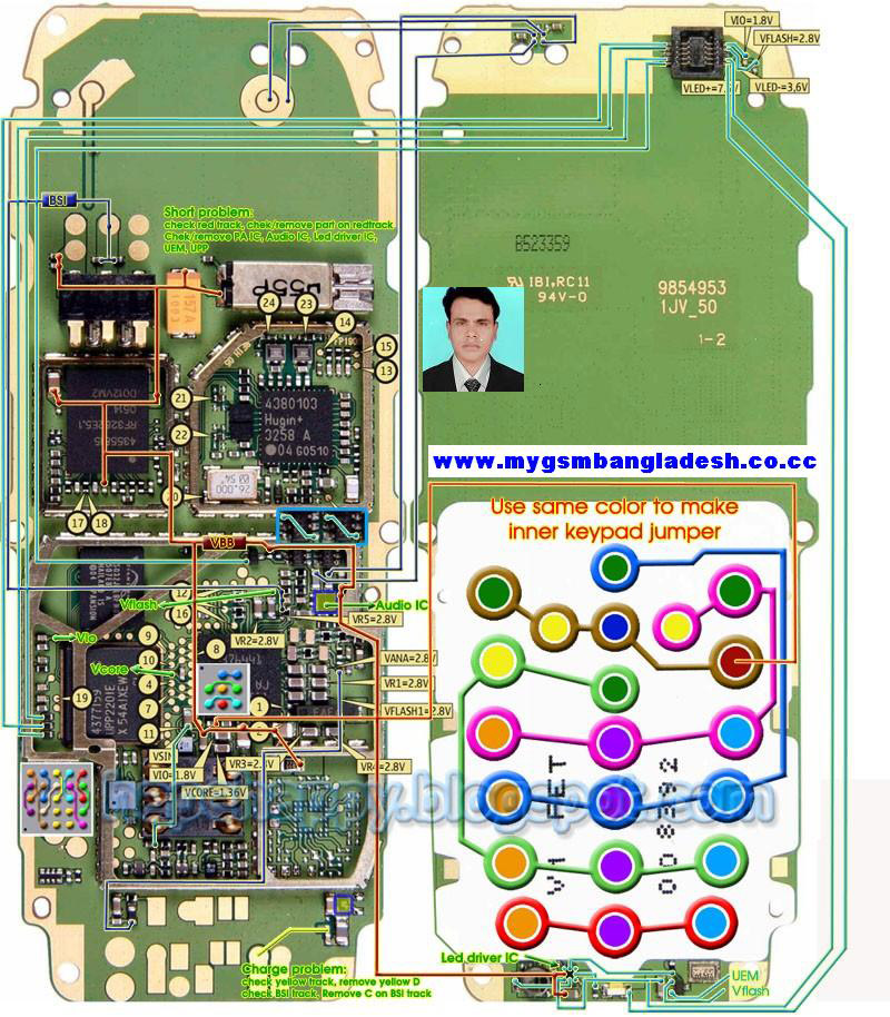 cell firmware nokia 1600 layout diagram of whole board manual schamist rh samsung pardeep blogspot com nokia 1600 circuit diagram pdf Nokia 3310