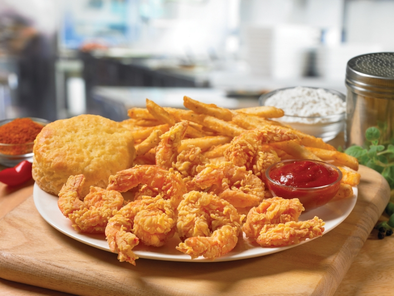 News Popeyes Returns Butterfly Shrimp and Offers new Strawberry nu0027 Cream Cheese Pie & News: Popeyes Returns Butterfly Shrimp and Offers new Strawberry n ... Aboutintivar.Com