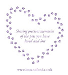 Share fond memories of your pets at Lost &amp; Fond